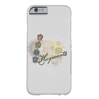 Hogwarts Logo und Professoren 2 Barely There iPhone 6 Hülle