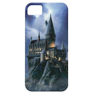 Hogwarts Schloss nachts iPhone 5 Schutzhüllen