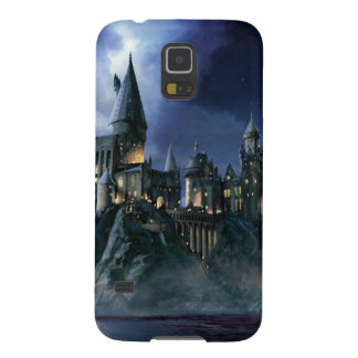 Hogwarts Schloss nachts Samsung Galaxy S5 Cover