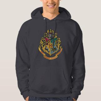 Hogwarts vier Haus-Wappen Hoodie