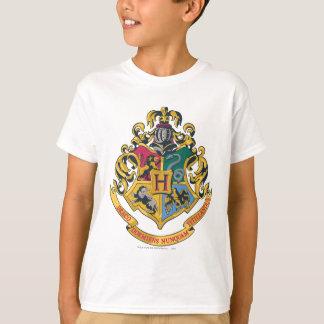 Hogwarts vier Haus-Wappen T-Shirt
