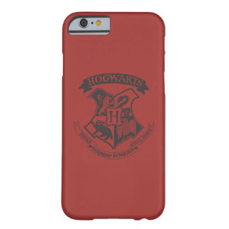 Hogwarts Wappen 2 Barely There iPhone 6 Hülle