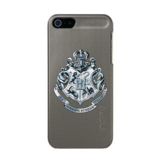 Hogwarts Wappen-Blau Incipio Feather® Shine iPhone 5 Hülle