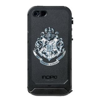 Hogwarts Wappen-Blau Incipio ATLAS ID™ iPhone 5 Hülle