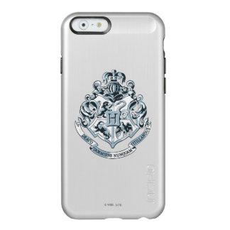Hogwarts Wappen-Blau Incipio Feather® Shine iPhone 6 Hülle