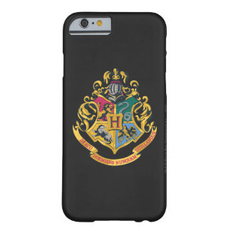 Hogwarts Wappen farbenreich Barely There iPhone 6 Hülle