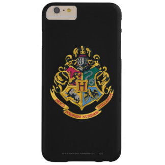 Hogwarts Wappen farbenreich Barely There iPhone 6 Plus Hülle