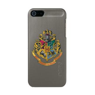 Hogwarts Wappen farbenreich Incipio Feather® Shine iPhone 5 Hülle