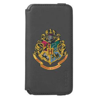 Hogwarts Wappen farbenreich Incipio Watson™ iPhone 6 Geldbörsen Hülle