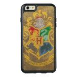 Hogwarts Wappen HPE6 OtterBox iPhone 6/6s Plus Hülle
