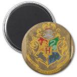 Hogwarts Wappen HPE6 Runder Magnet 5,7 Cm