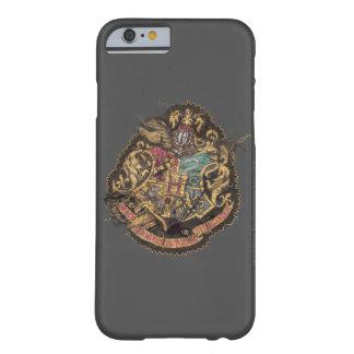 Hogwarts Wappen - zerstört Barely There iPhone 6 Hülle