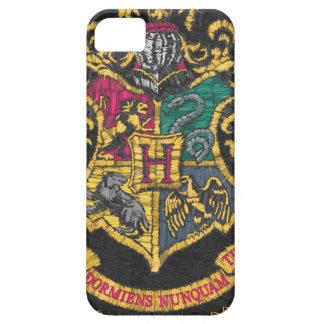 Hogwarts Wappen - zerstört iPhone 5 Schutzhülle
