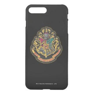 Hogwarts Wappen - zerstört iPhone 7 Plus Hülle