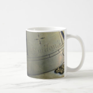 Hohe Fall-Uhr Williams Tomlinson Kaffeetasse