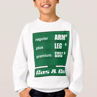 Hohe Gaspreise Sweatshirt