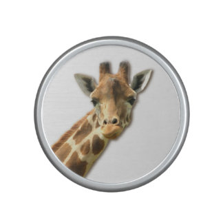 Hohe Giraffe Lautsprecher