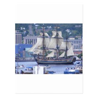 hohe Schiffe 006.jpg Postkarte