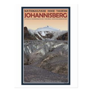 Hohe Tauern - Johannisberg Postkarte