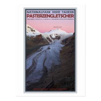Hohe Tauern - Pasterze Gletscher Postkarte