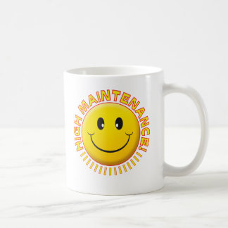 Hohe Wartungs-smiley Kaffeetasse