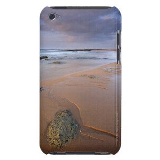 Hohe Winkelsicht der Küstenlinie schaukelt an der Case-Mate iPod Touch Hülle