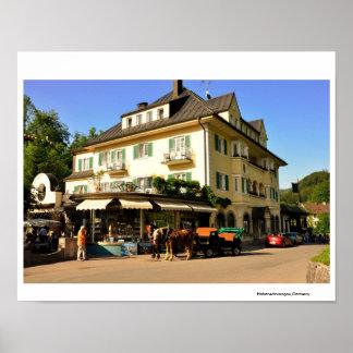 Hohenschwangau, Deutschland Poster