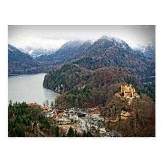 Hohenschwangau Schloss - Schwangau, Postkarten