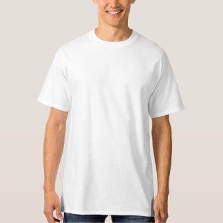 Hoher das Hanes der Männer T - Shirt, weiß T-Shirt