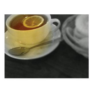 Hoher Tee Postkarte