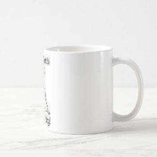 höheres Alter Kaffeetasse