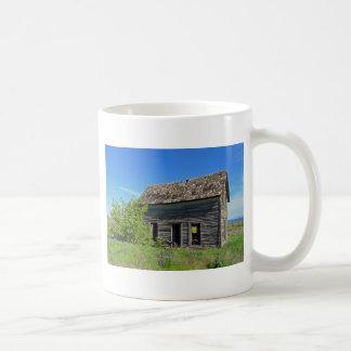 Hohes Grasland-Haus Kaffeetasse