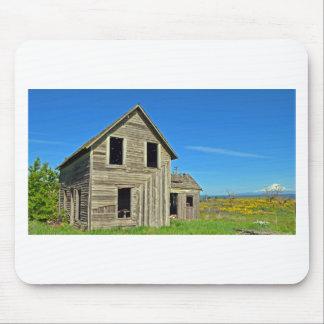 Hohes Grasland-Haus, schauend Süd Mousepad