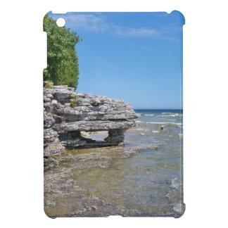Höhlen-Punkt-Park-Küstenlinie iPad Mini Hülle