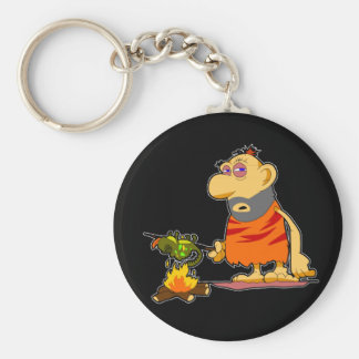 Höhlenbewohner Keychain Schlüsselanhänger