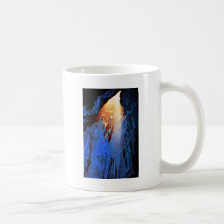 Höhlenentwurf Kaffeetasse