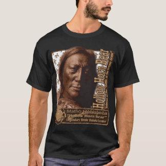Hohler Horn-Bär Brule Dakota T-Shirt