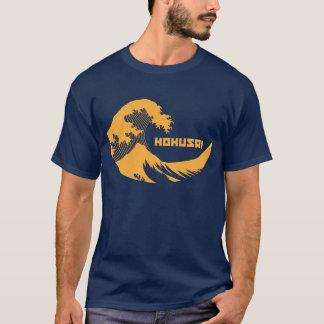 Hokusai - die große Welle T-Shirt