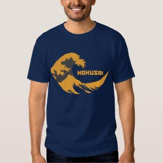 Hokusai - die große Welle Tshirts