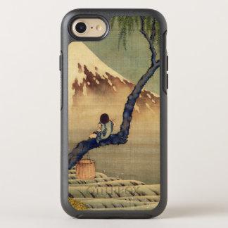 Hokusai Junge, der der Fujisan-japanisches OtterBox Symmetry iPhone 8/7 Hülle