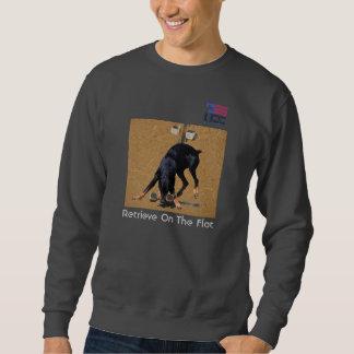 Holen Sie auf der Ebene zurück Sweatshirt