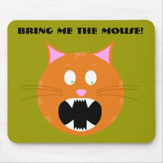 Holen Sie mir die Maus! Mousepad