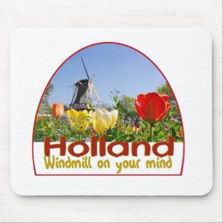 HOLLAND MAUSPAD