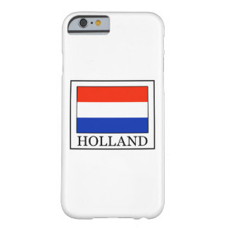 Holland-Telefonkasten Barely There iPhone 6 Hülle