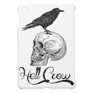 Höllen-Krähe Halloween iPad Mini Hülle