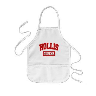 Hollis, Queens, NYC Kinderschürze