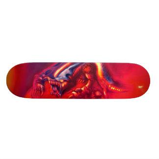 Höllisches Geschöpf 19,7 Cm Skateboard Deck