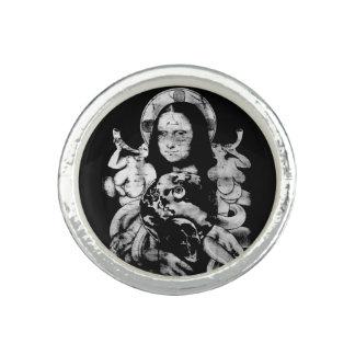 Höllisches Monalisa Foto Ring