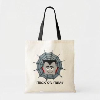 Holloween Zählungs-Dracula-Budget-Taschen-Tasche Tragetasche