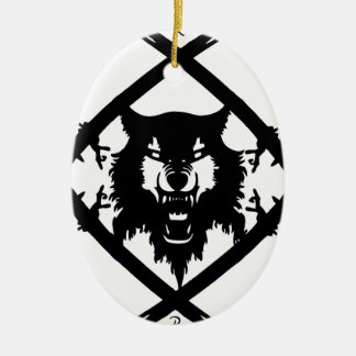 Hollowsquad Keramik Ornament